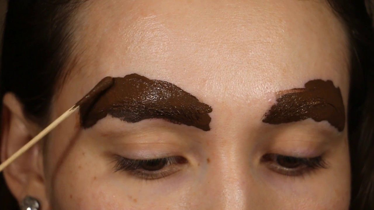 How I Microblade My Eyebrows At Home Youtube Ideas Pinterest