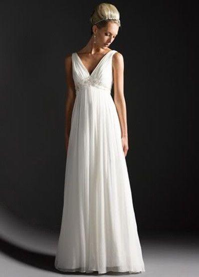Noble Chiffon Maternity Dress Wedding Prom Gown Size 6 8 10 12 14 16 or custom