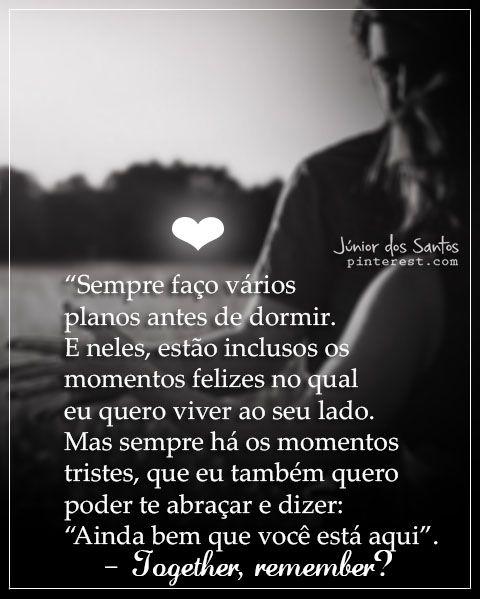 Pin De Jr Dos Santos Em Amor Infinito Pinterest Frases Love E