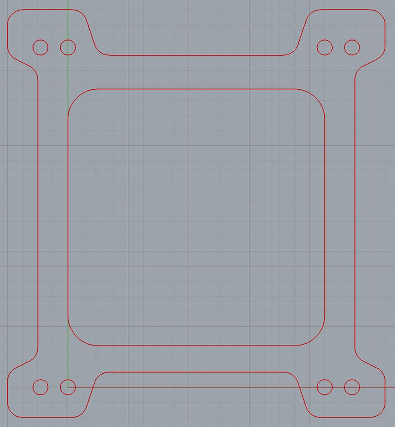 secrets of going from cad image dxf or stl to gcode for cnc