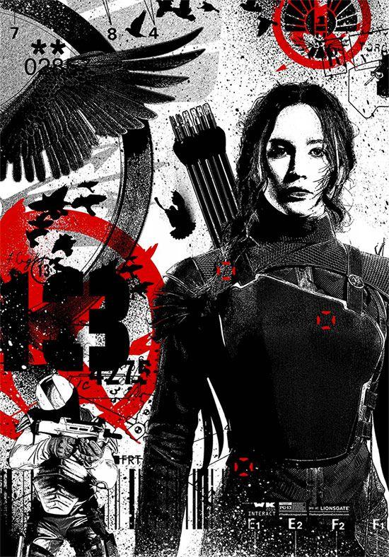 Los Juegos Del Hambre Sinsajo Parte 1 Thg The Hunger Games 3