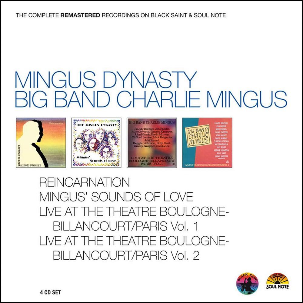 Mingus Dynasty Big Band Charlie Mingus: The Complete Remastered Recording on Black Sain (CD)