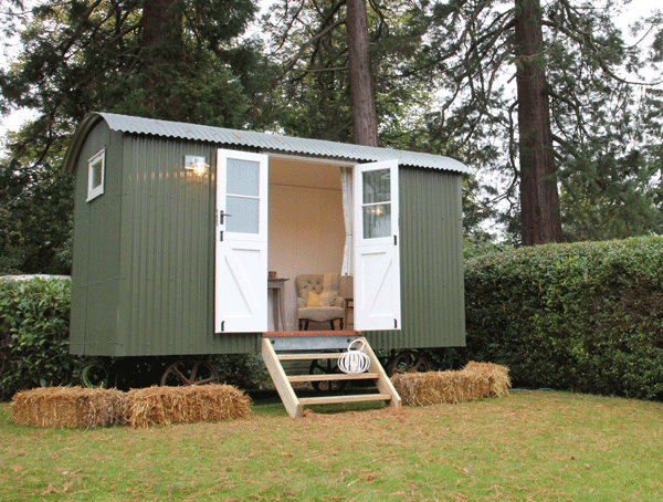 diy garden office. Shepherd Hut Garden Office. You Can Now Buy A Kit To DIY One Of These Diy Office .