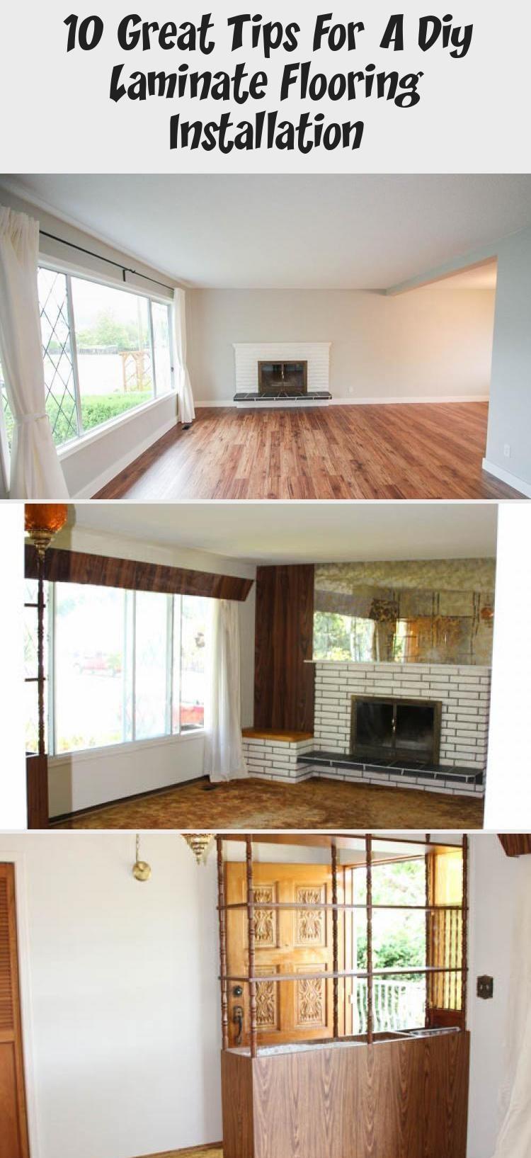 10 Great Tips For A Diy Laminate Flooring Installation Pinokyo In 2020 Floor Installation Laminate Flooring Flooring