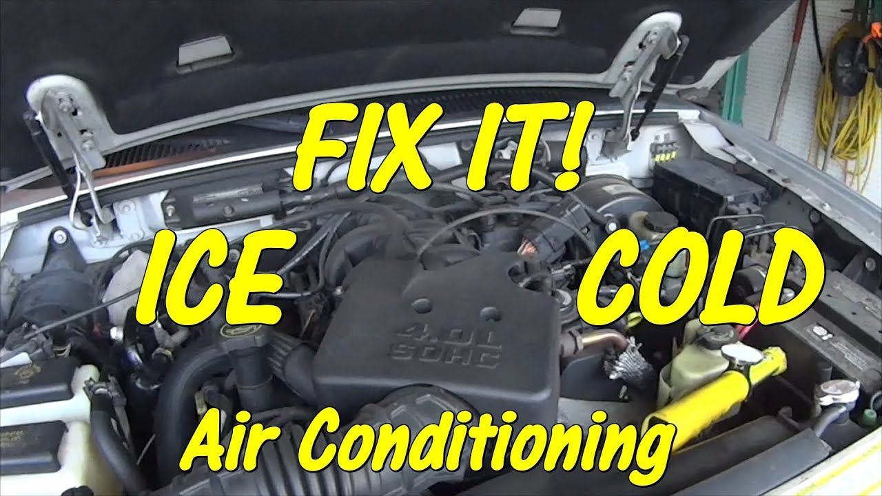 FREE FIX How to Diagnose and Adjust an A/C Compressor