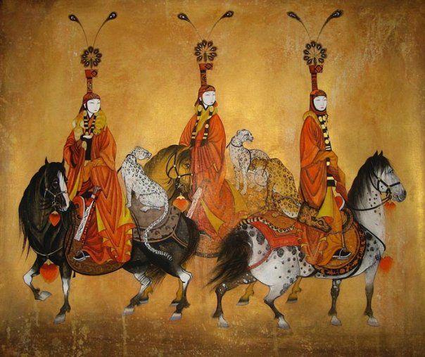 Zayasaikhan Sambuu 1975   Mongolia   Tutt'Art@