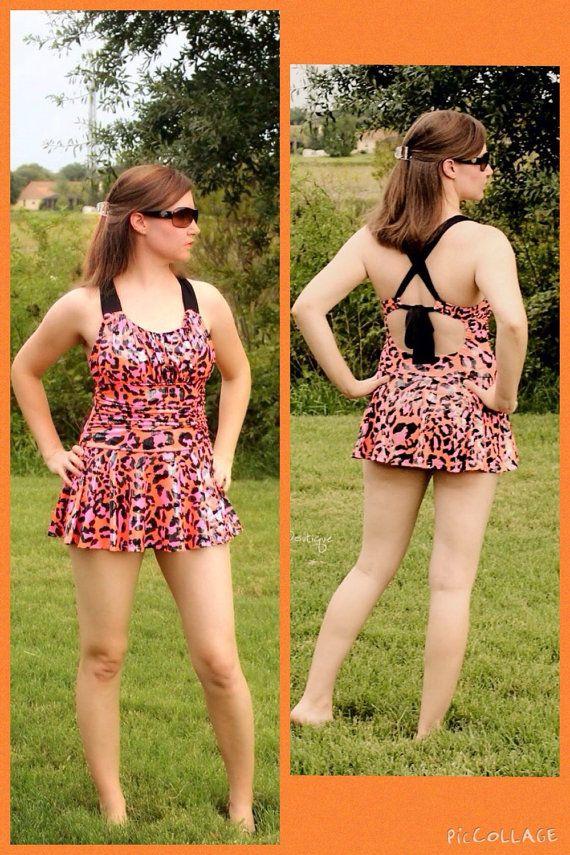 Lola Women\'s Swimsuit sewing pattern by Laela Jeyne   Sewing ...