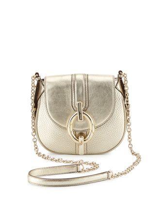 6830b9ebf3d9 Sutra Mini Metallic Crossbody Bag