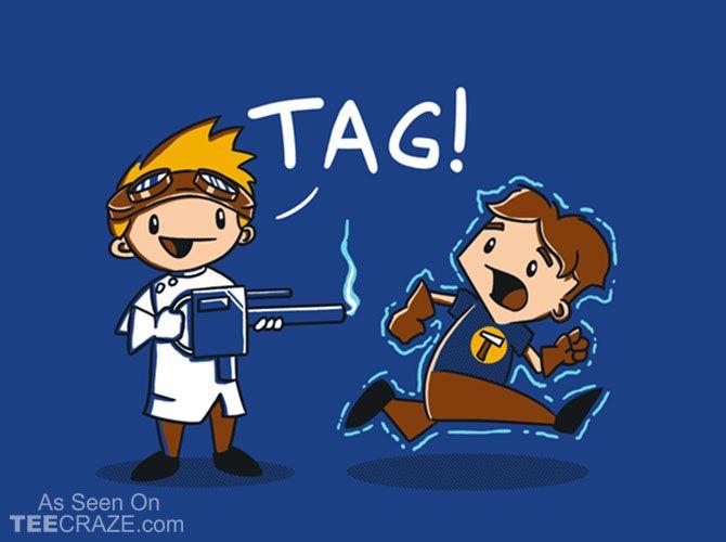 Freeze Tag T-Shirt