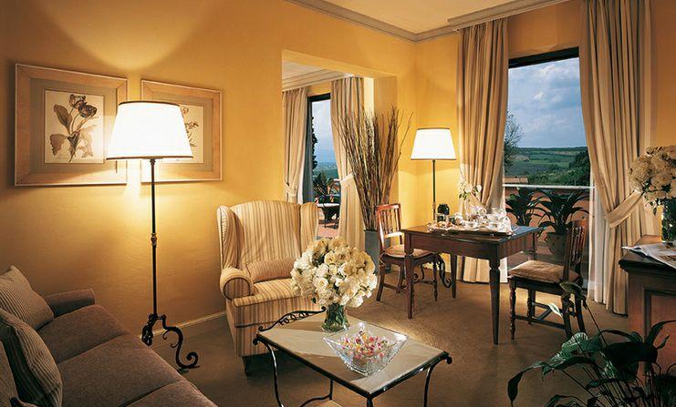 Italy Fonteverde Tuscan Resort Spa Di San Casciano Dei Bagni