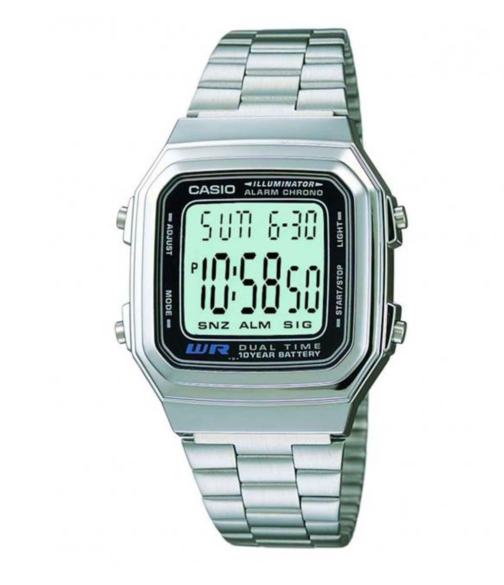 22fc63e81b9 Relógio Unissex Casio A178WA1ADF Digital - Lojas Renner