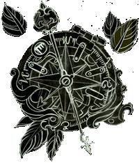 significato tatuaggio bussola e punti cardinali tattoos