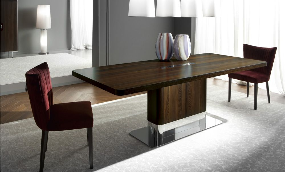 The Modern Sleek And Stylish Costantini Park Lane Dining Table