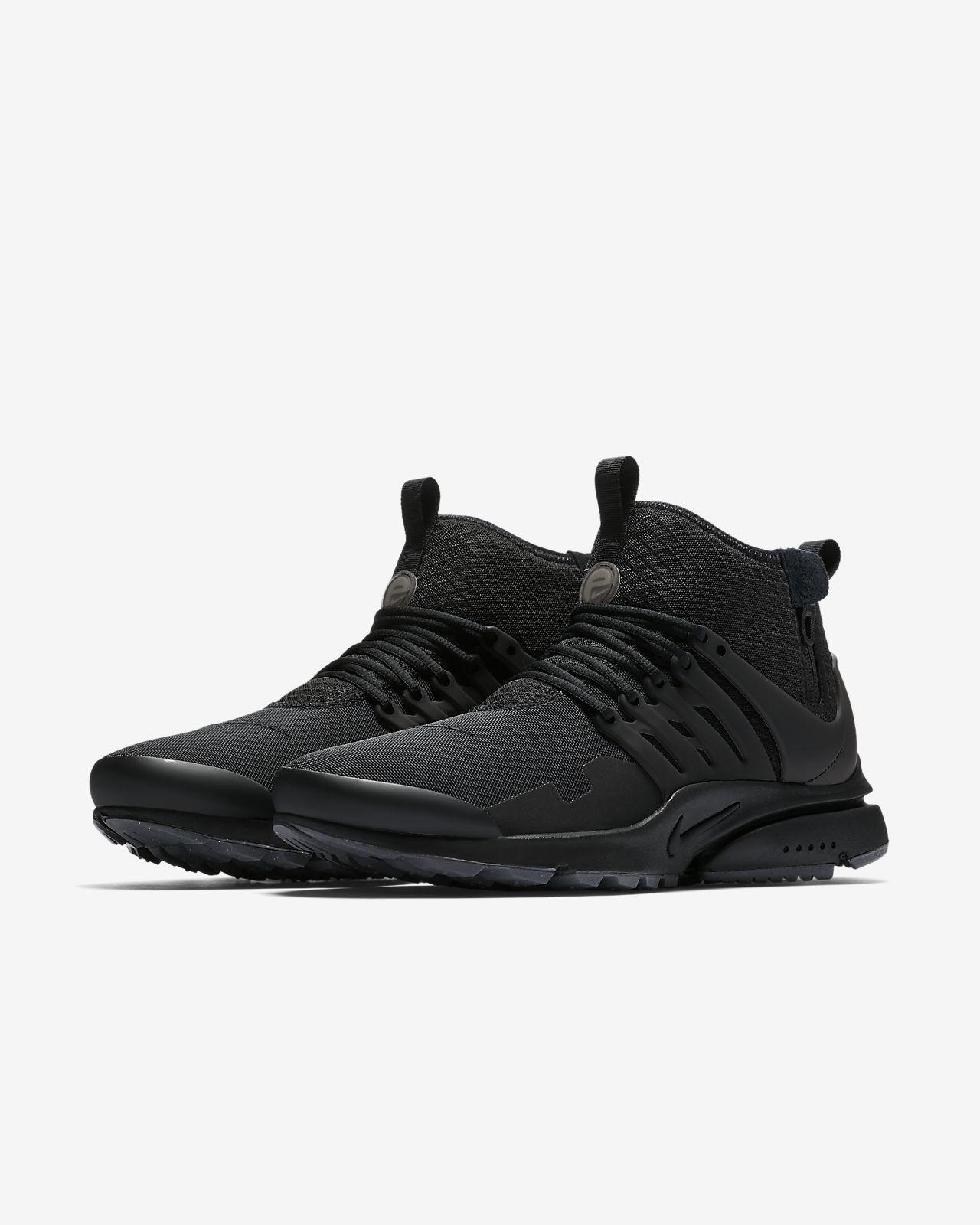 huge selection of 1617e 0fc76 Nike Air Presto Mid Utility Men s Shoe