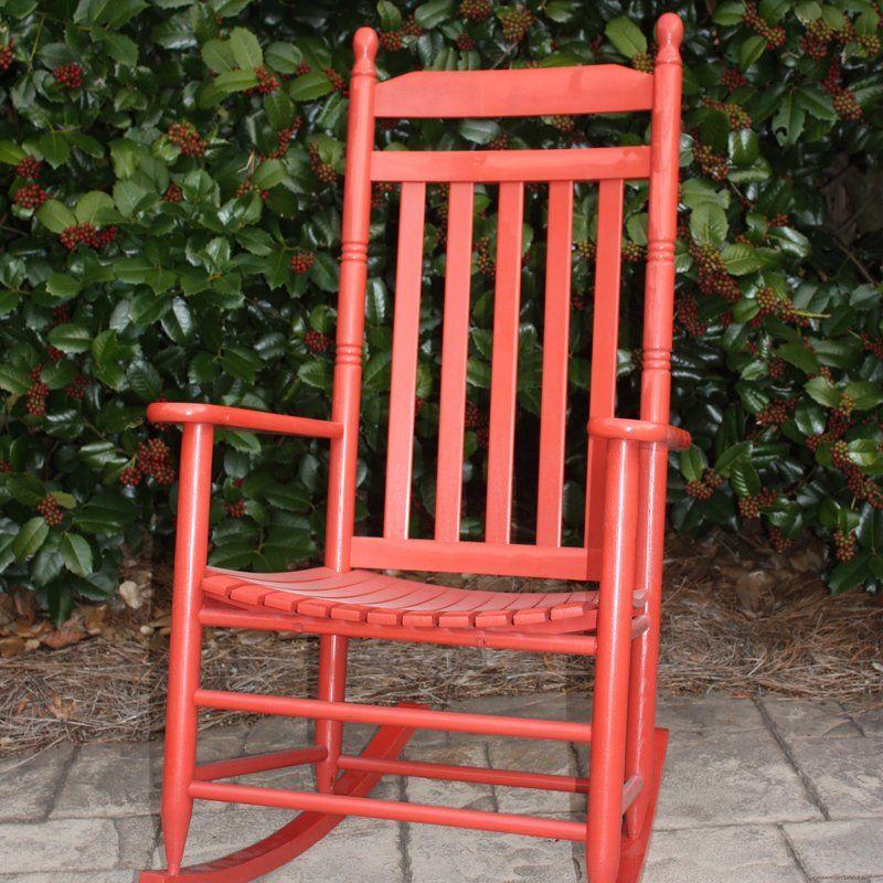 Ermera rocking chair wooden rocking chairs rocking