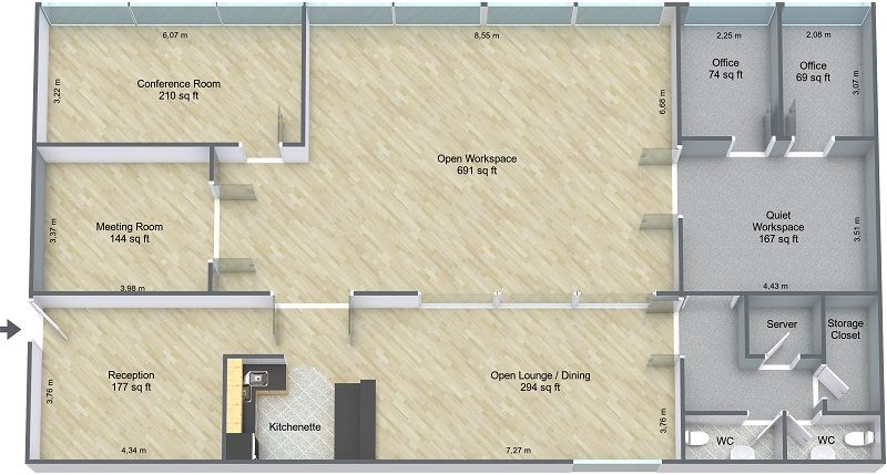Commercial Real Estate Floor Plans Floor Plans Commercial Flooring Floor Plan Layout