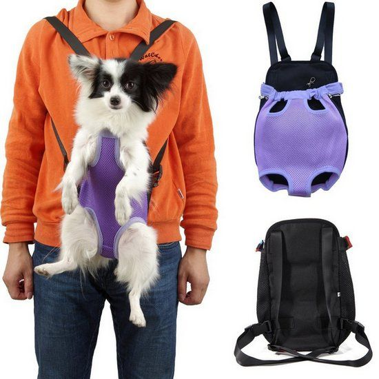 Pet Carriers Dog Backpack Or Dog Sling It S A Matter Of