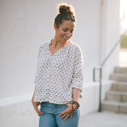 Matcha Top pattern Meg McElwee. Sew Liberated   Patterns I own ...