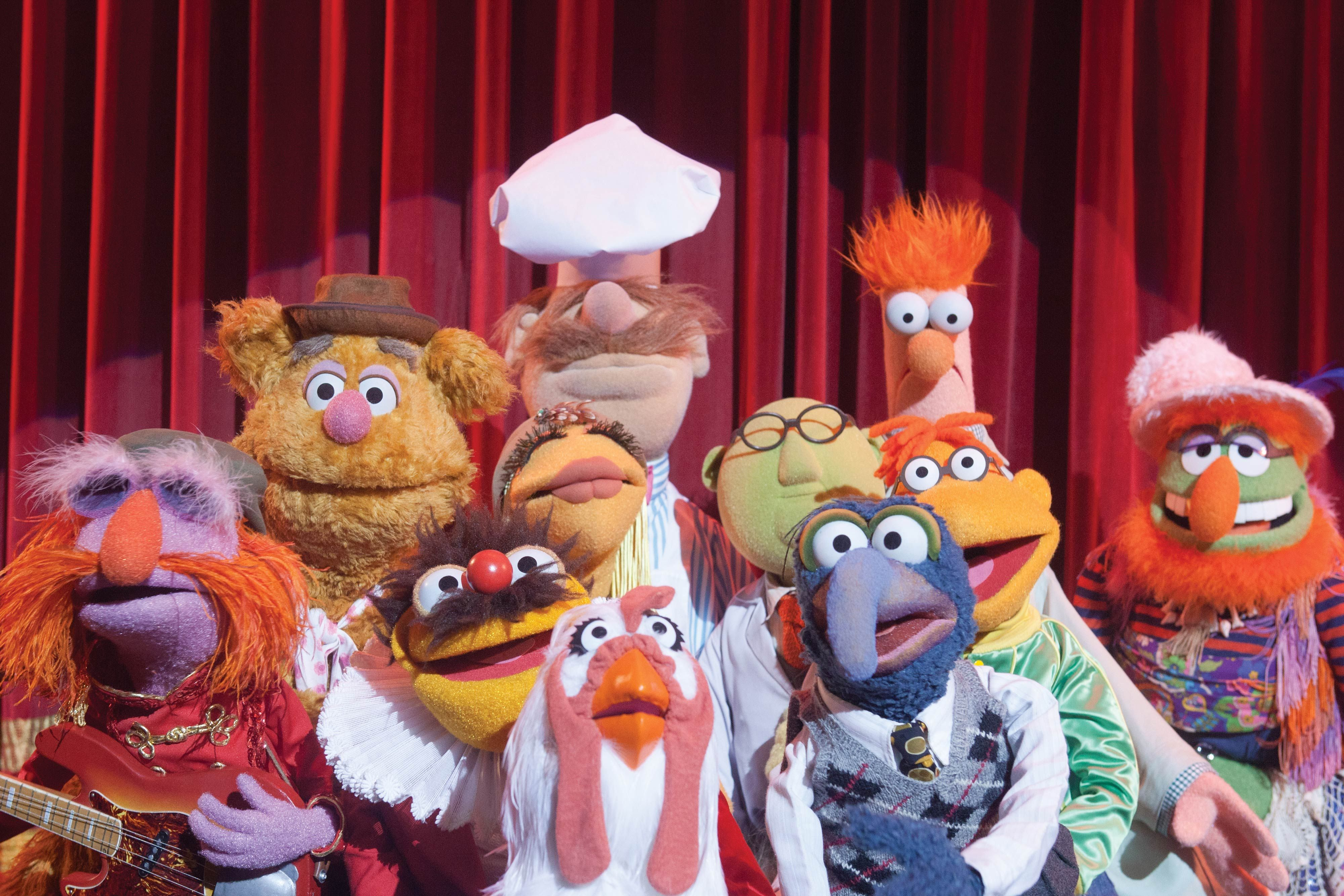 Muppets Cast The Muppets Characters The Muppet Show Muppets