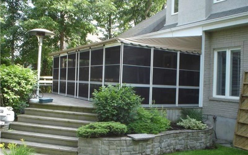 Deck And Patio Enclosure Kits In 2020 Patio Enclosures Screen Enclosures Deck Enclosures