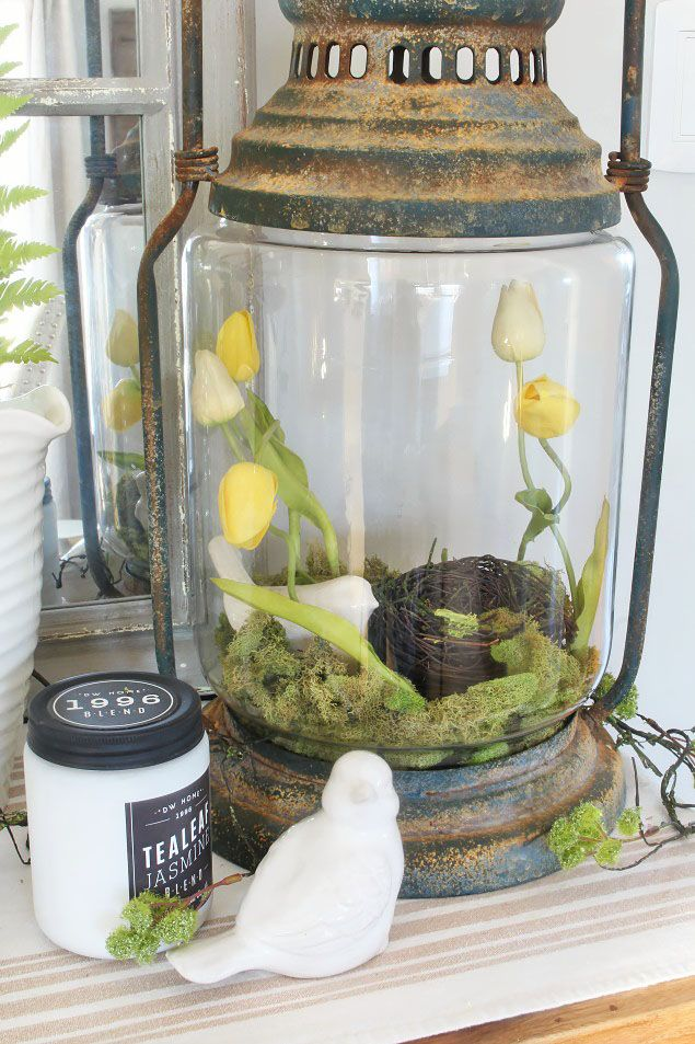 quick and easy spring decorating ideas