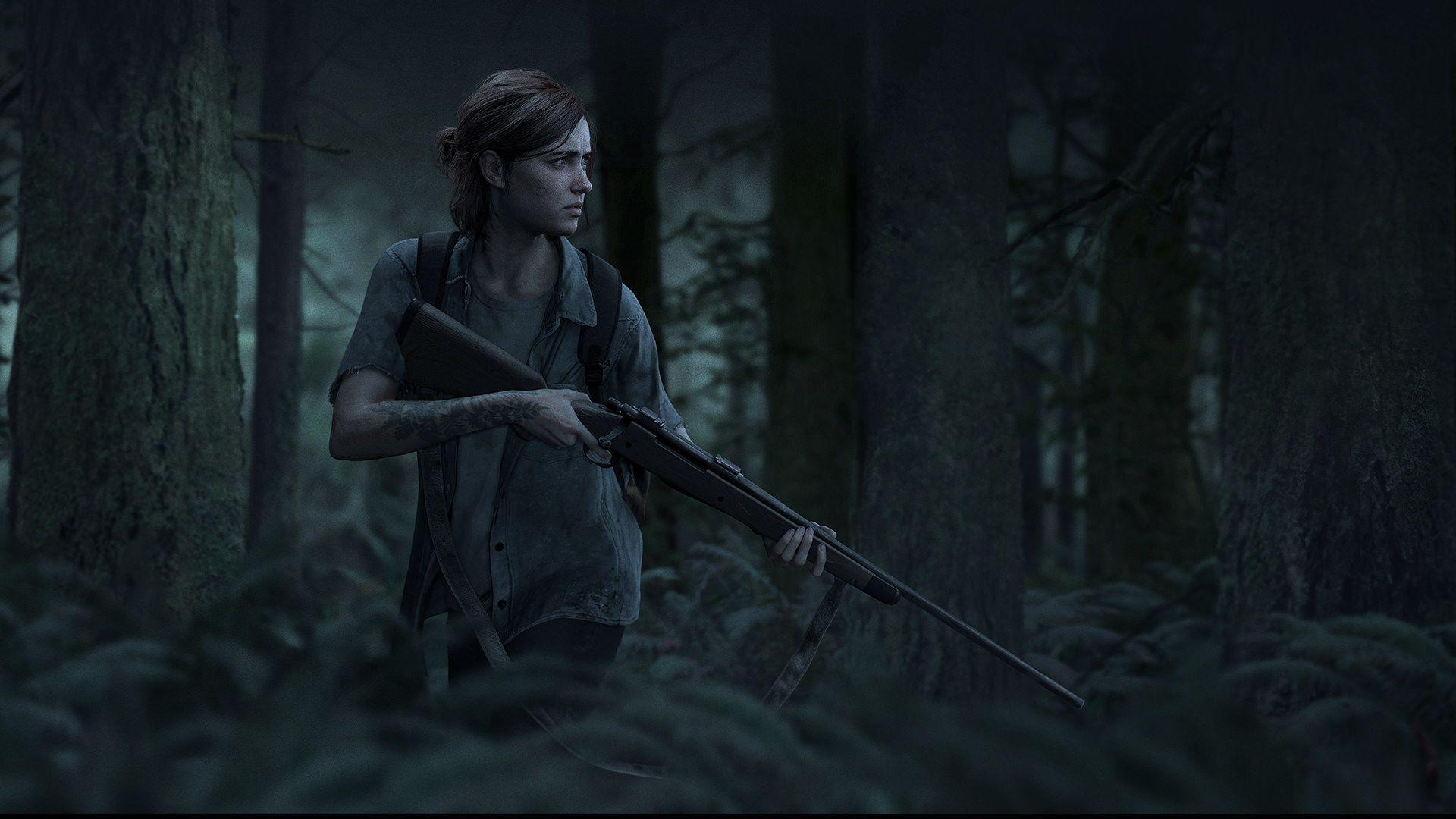 1920x1080 The Last Of Us 2 Ellie Wallpaper Need Trendy Iphone7