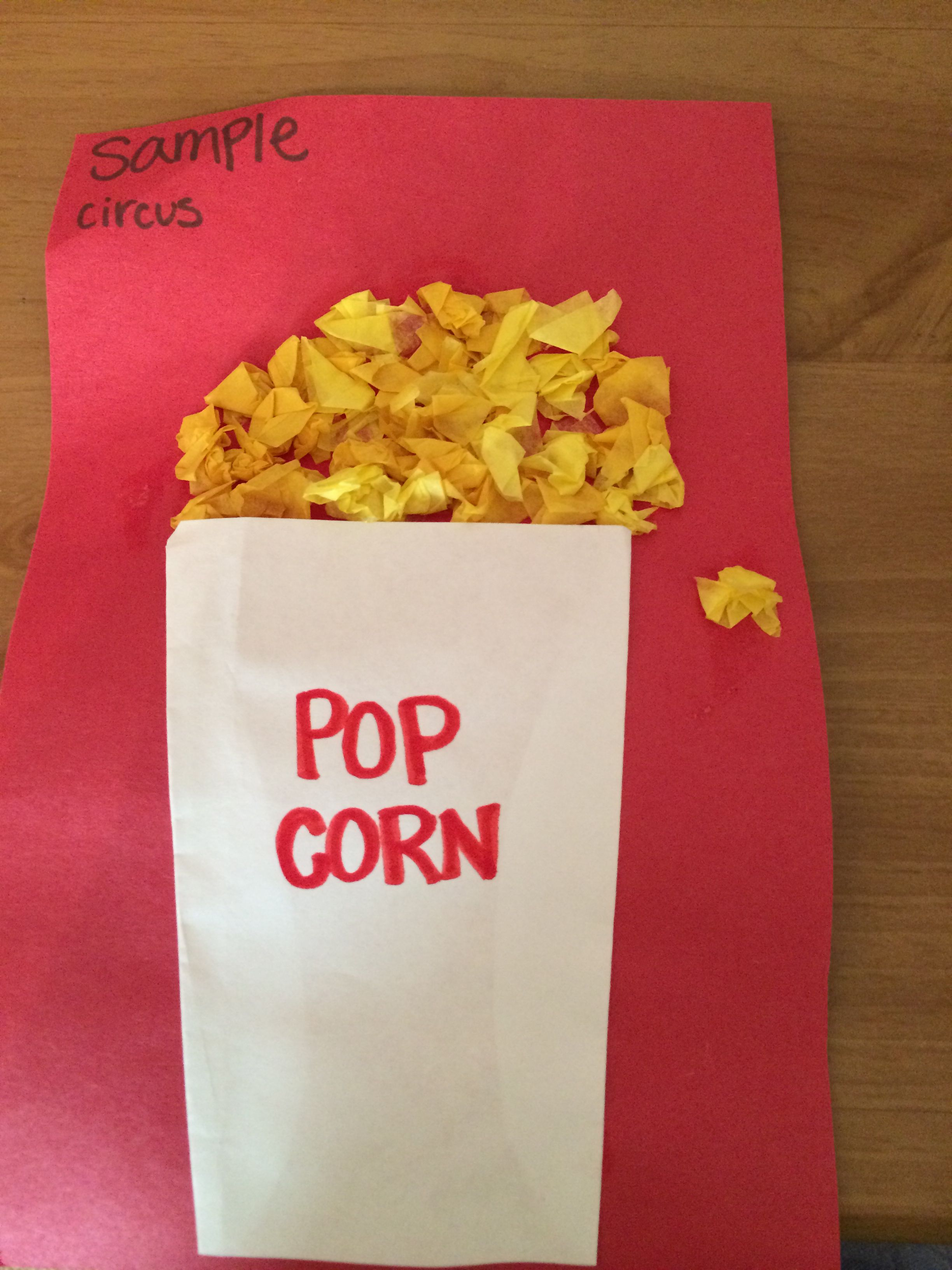 Inspirational Popcorn Art Projects