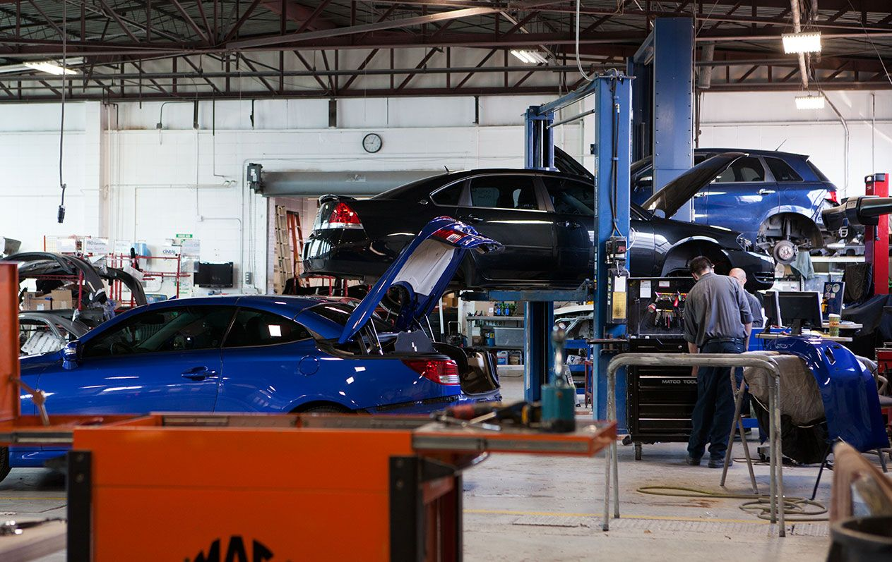 How To Find A St Louis Auto Body Shop You Can Trust Auto