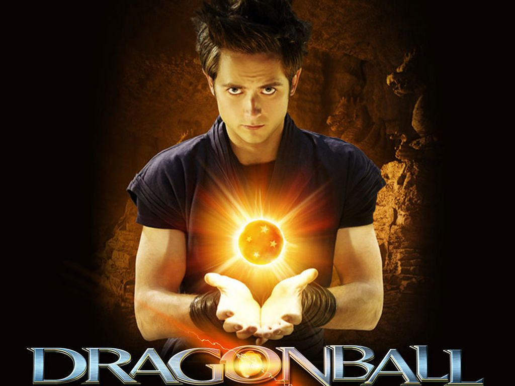 Justin Chatwin As Goku In Dragonball Evolution Dragonball Evolution Dragon Ball Dragon Ball Z