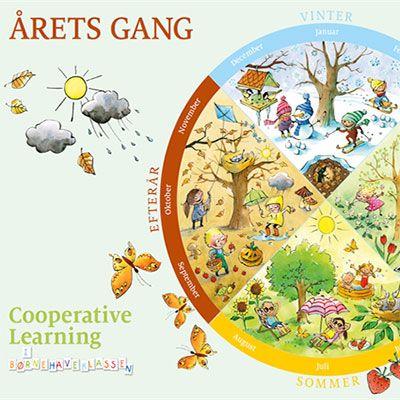 cooperative learning i børnehaveklassen