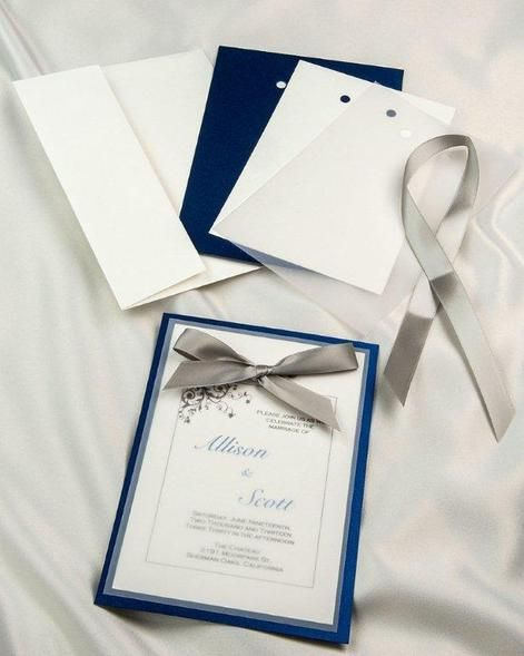 185 ea print yourself40 invitations and rsvps with envelopes royal blue single card invitation royal blue wedding invitation royal blue diy invitations with ribbon royal blue printable wedding invitation kit solutioingenieria Image collections