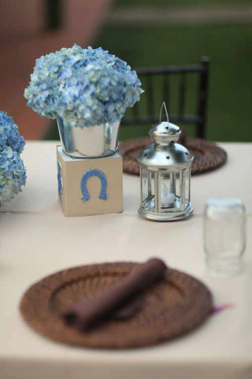 Flowers for baby shower centerpieces tables