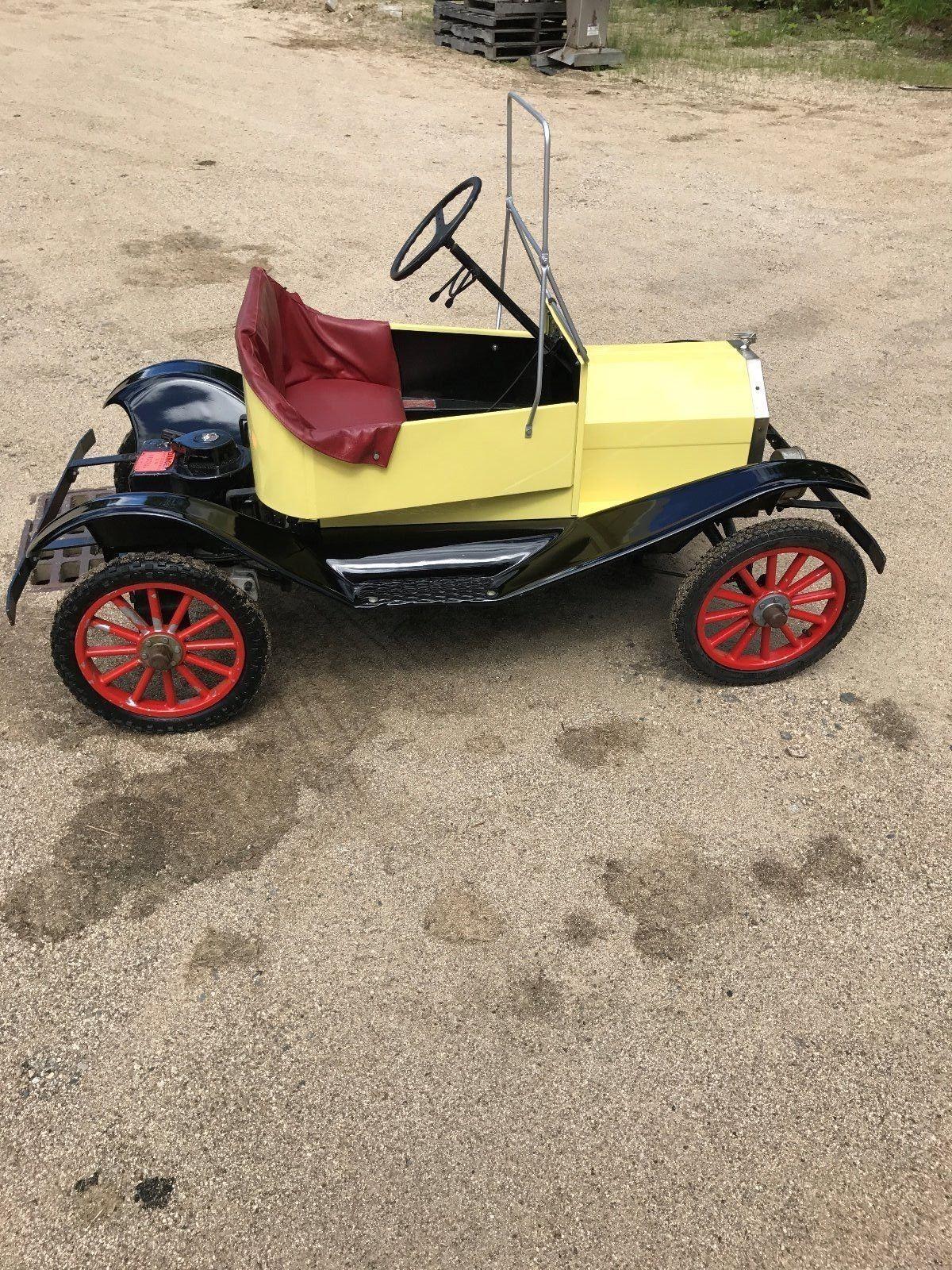 shriners parade car tin lizzie model T go kart Shriners