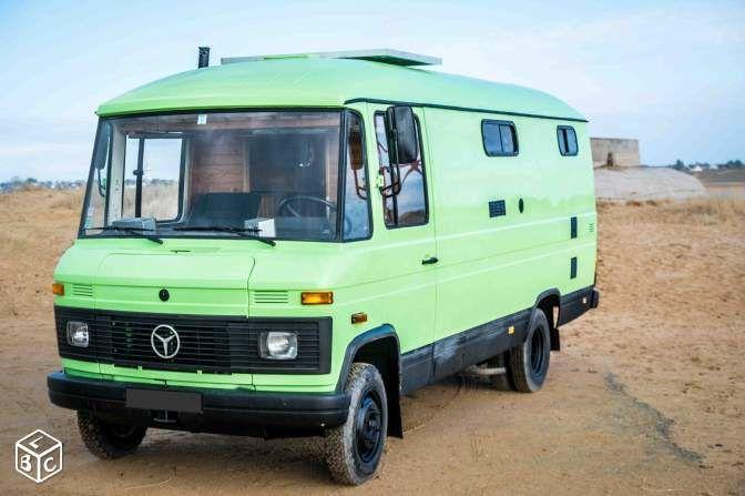 mercedes o309d idem 508d utilitaires morbihan rolling homes pinterest. Black Bedroom Furniture Sets. Home Design Ideas