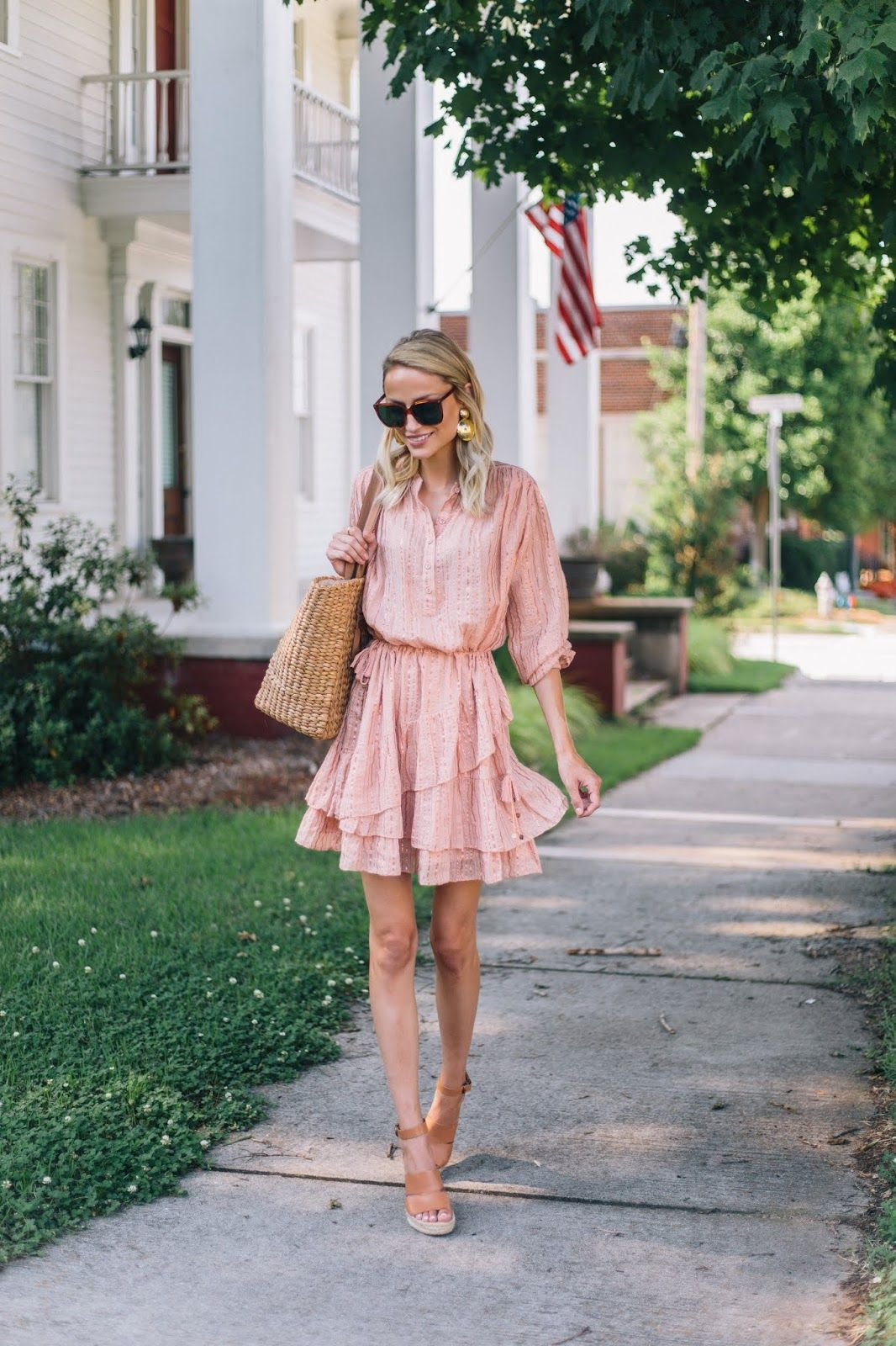 f1924a69b9d Flirty summer dress