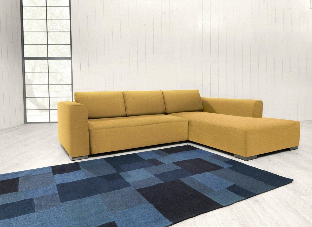Ecksofa Heaven Style Colors Ottomane Links Wahlweise Mit Bettfunktion Sectional Sofa Couch Sofa