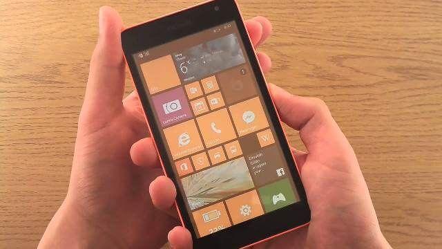 How to Take a Screenshot on Microsoft Lumia 535
