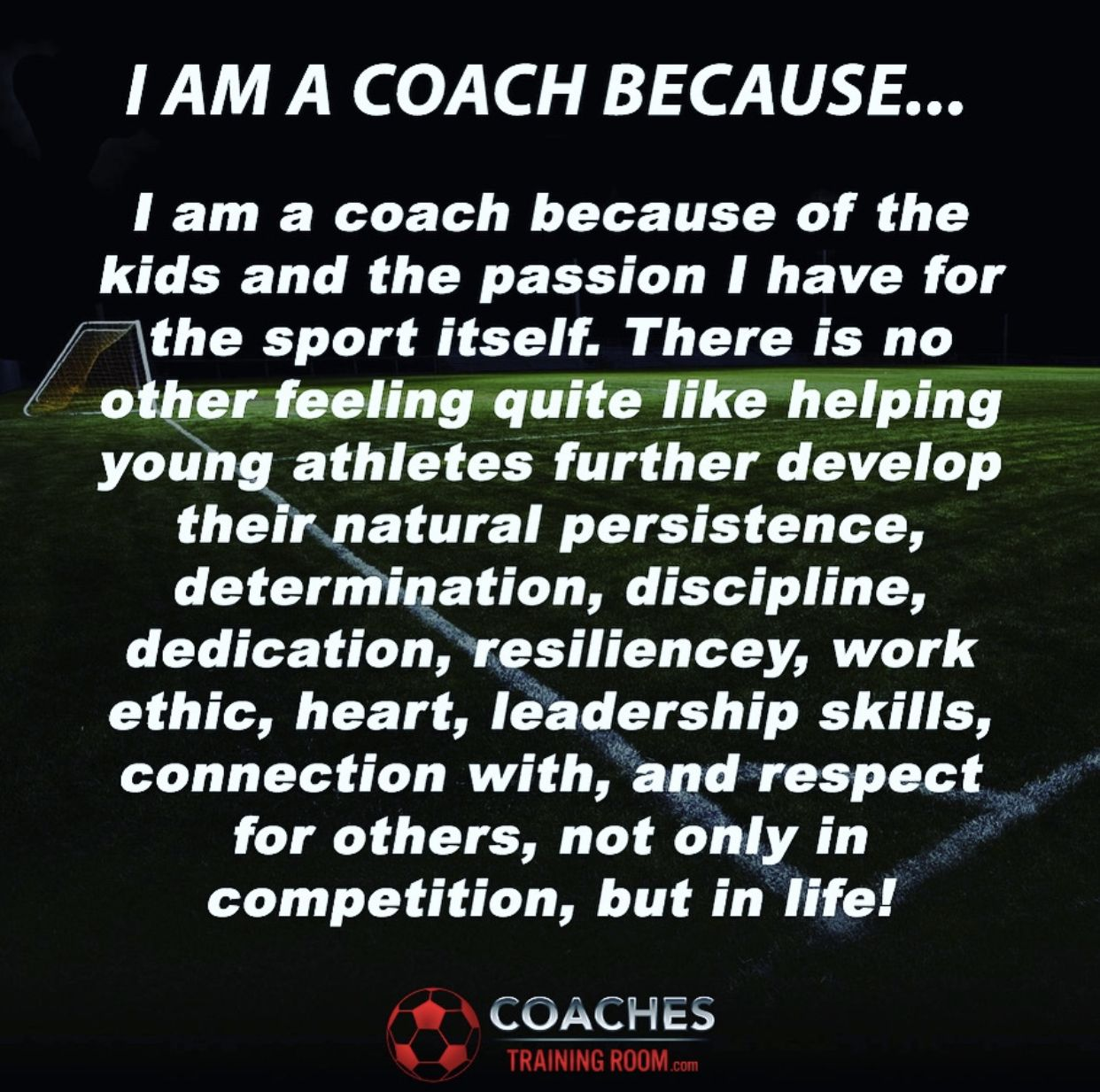 I Am A Coach Because Soccer Coach Quotes Coach Quotes Sport Quotes