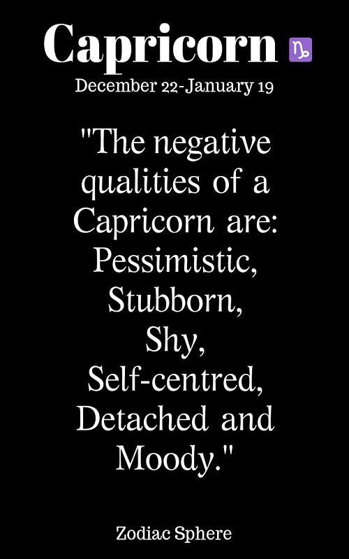 scorpio astrology stubborn