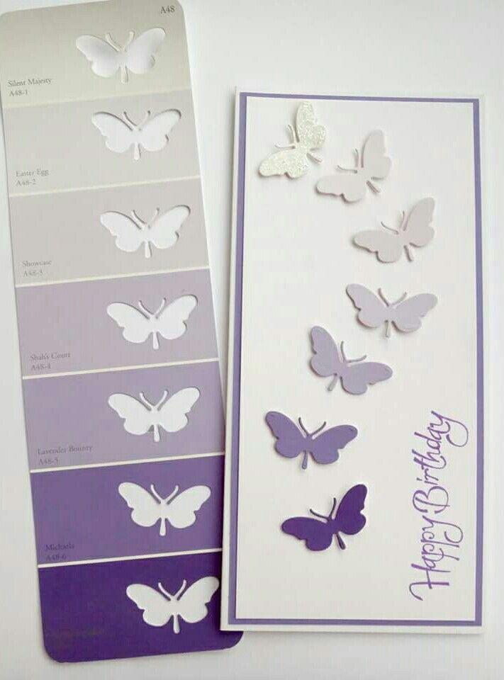 All Art is a copywrite design by the Artist Homemade card ideas - birthday card sample