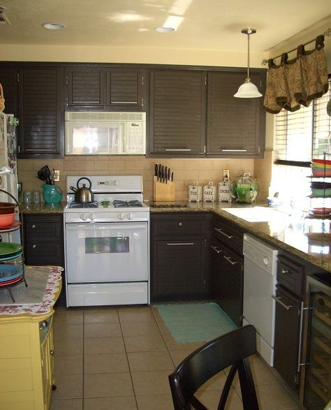 kitchen cabinet ikea honey oak kitchen updated to chocolate brown i kept 18950