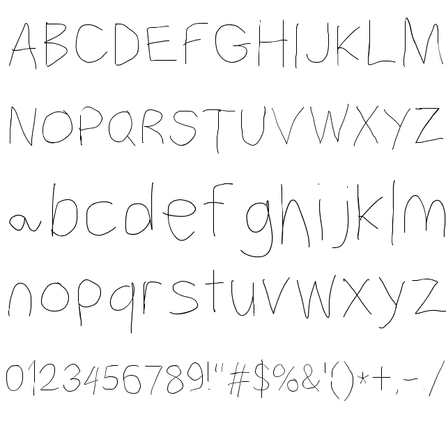 Filament Four Font