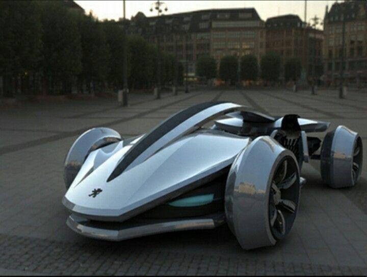 Looks very Futuristic
