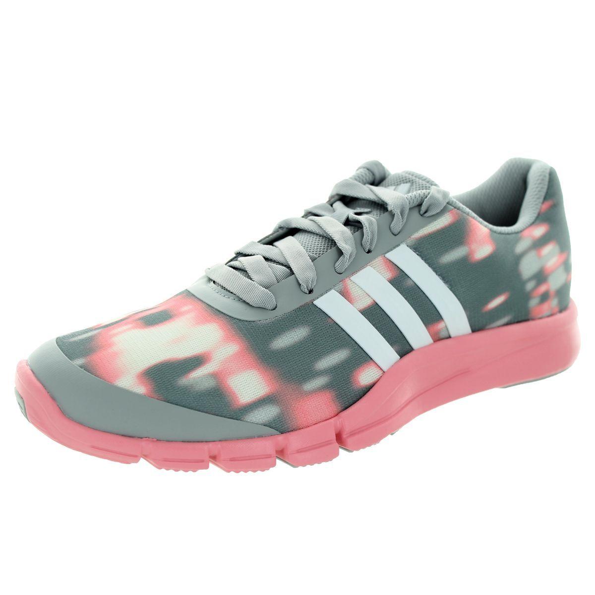 adidas frauen prima / rosa trainingsschuh sheewwwss