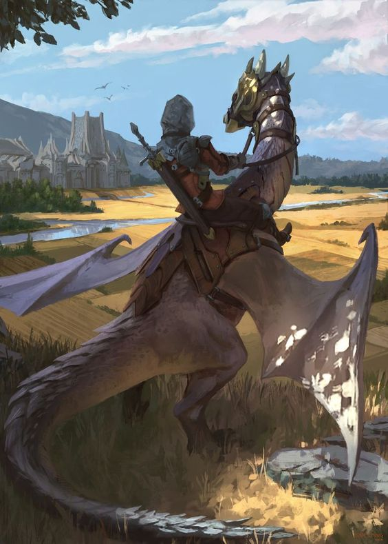 Dump of my favorite fantasy world pictures