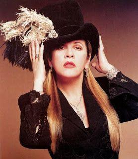 Stevie Nicks 80s Top Hat Stevie Nicks Stevie Nicks