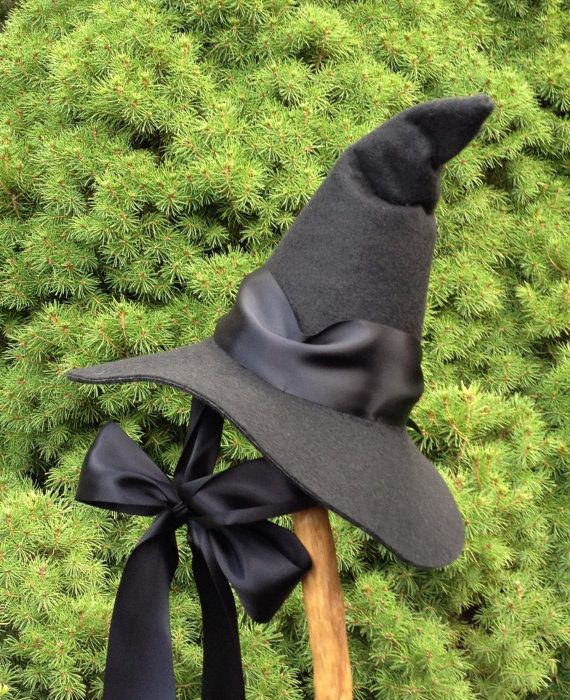 Handmade Childs Witch Hat For The Little Witch In Training This Is A Thick High Quality Childs Witch Hat Child Witch Hat Costumes For Women Witch Costume