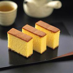 Wasyoku(Japanese Cuisine) encyclopedia Castella