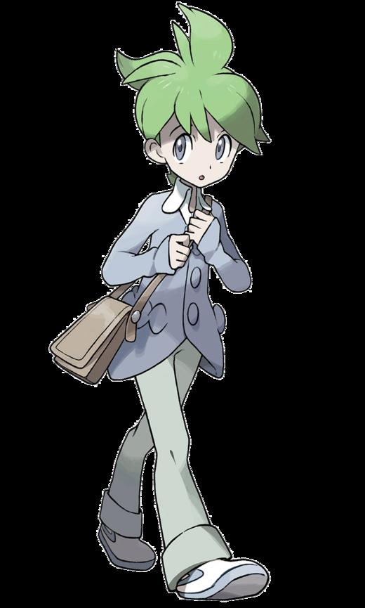 Resultado De Imagen Para Wally Pokemon Protagonistas