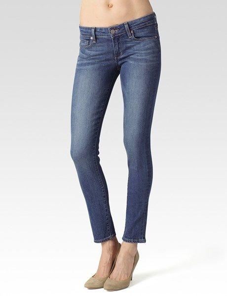 Paige Denim Womens Skyline Ankle Peg Pant | Nevada | Size 32